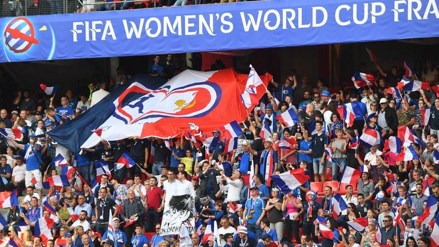 La France a joué un match de poule du Mondial de foot au Roazhon Park le 17 juin dernier face au Nigéria.
