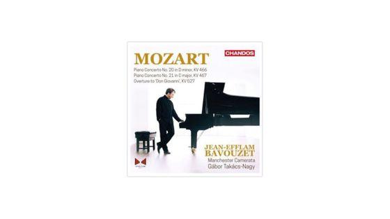 Mozart : Concertos pour piano n°20 et 21 CHANDOS