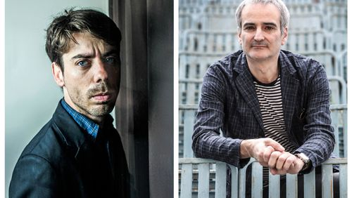 La grande traversée à Arles d'Adrien Bosc et Olivier Assayas