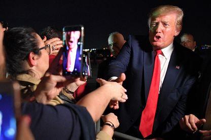 Donald Trump en campagne pour 2020