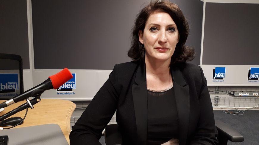 Krystelle Lelay-Karoff est directrice en Limousin de l'office français de l'immigration et de l'intégration