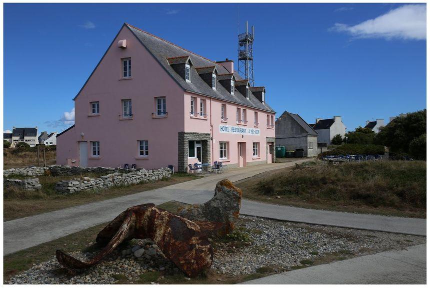 Hôtel Restaurant Ar-Men Île de Sein