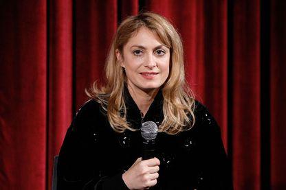 La comédienne et réalisatrice Laure de Clermont-Tonnerre, le 14 mars 2019 à new York.