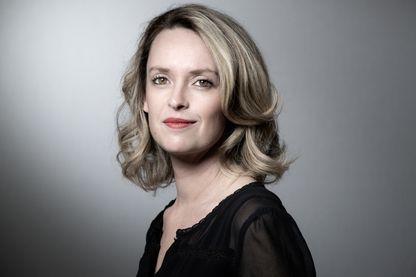 La romancière Aurélie Valognes
