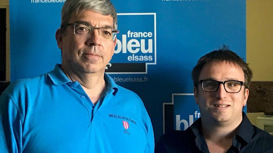Jean-Claude Klotz & Jonathan Wahl
