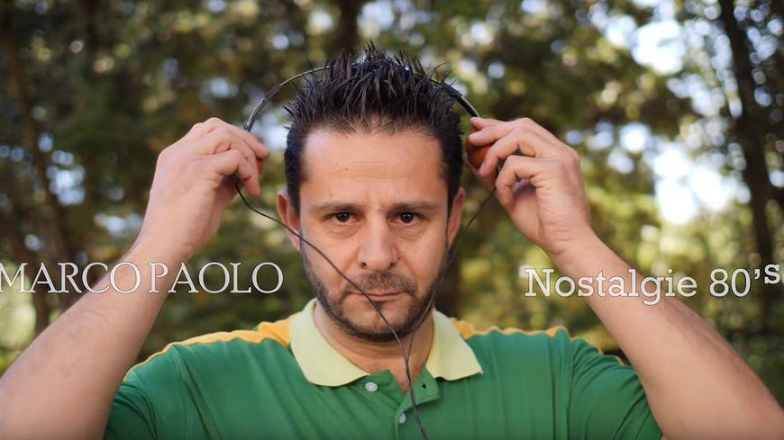 Marco Paolo, la chanson nostalgique sur les années 80