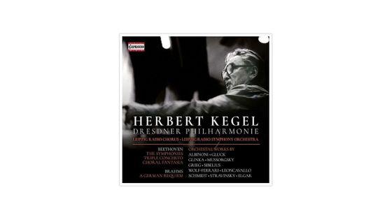 Herbert Kegel et la Philharmonie de Dresde CAPRICCIO