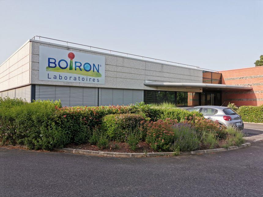 À Toulouse, le laboratoire Boiron, leader du marché, emploie 45 personnes