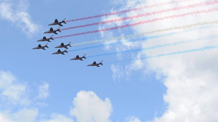 La Patrouille de France nouvel invité sur l'Armada