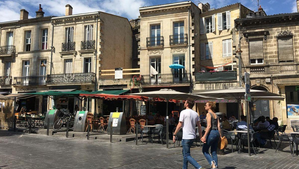 """Bordeaux : Nicolas Florian """"refuse d'être dépassé"""" par l'insécurité quartier Saint-Michel"""
