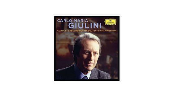 Carlo Maria Guilini COMPLETE RECORDINGS ON DEUTSCHE GRAMMOPHON