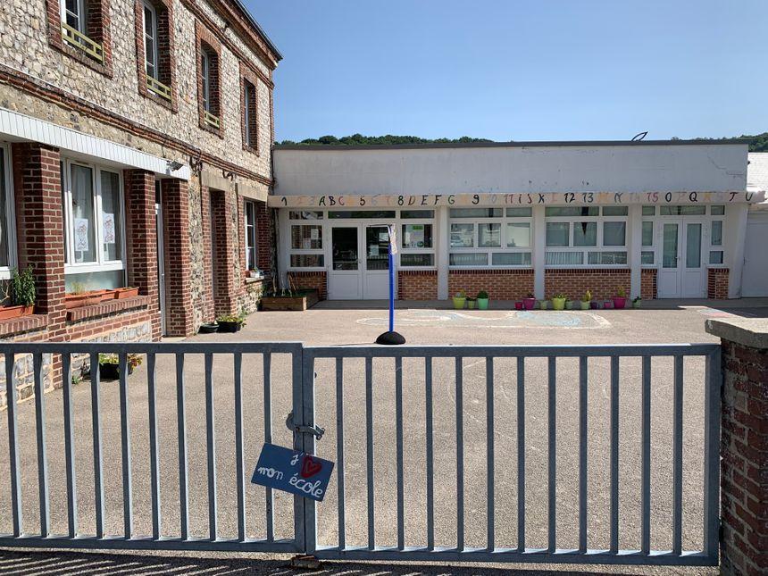 L'école de Ganzeville