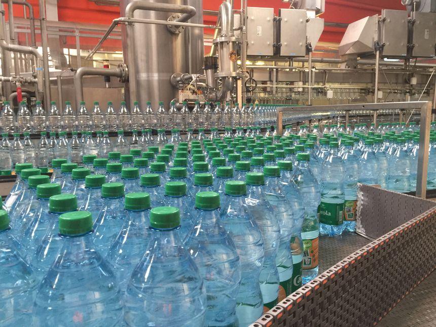 Bientôt des bouteilles avec plus de matériaux recyclables