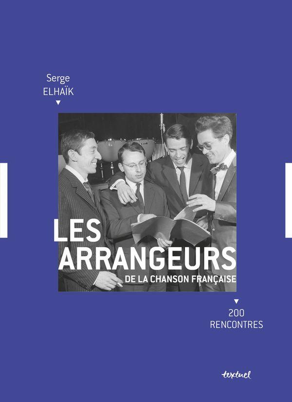 """Livre """"Les arrangeurs de la chanson française"""""""