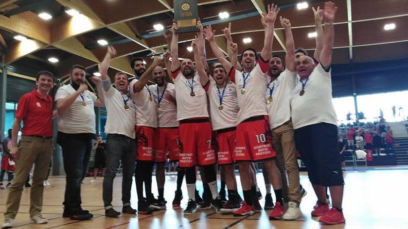 Les basketteurs de Dax Gamarde sont champions de France de Nationale 2 ;-)