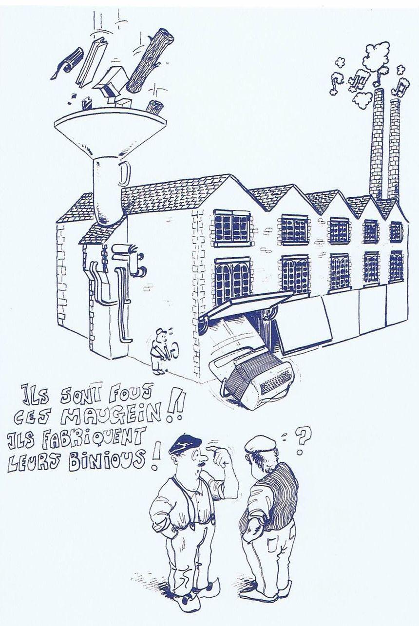 La manufacture Maugein a 100 ans cette année - Aucun(e)