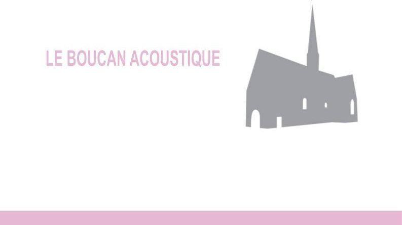 boucan acoustique