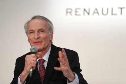 Jean-Dominique Sénard, patron de Renault