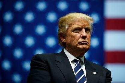 Donald Trump, président des Etats-Unis