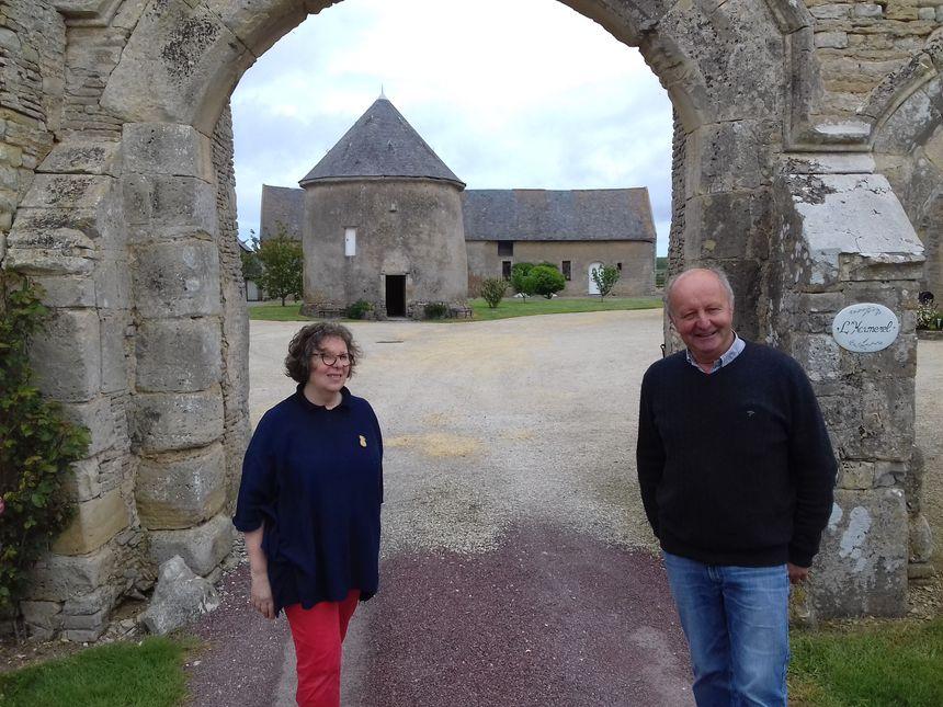Agnès et François Lemarié