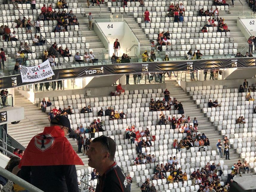 L'Ariège soutient Yoann Huget et tous les Toulousains