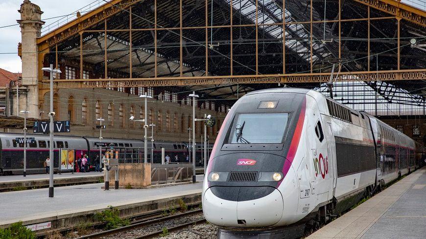 La SNCF a indiqué mercredi que la circulation a été ralentie sur certaines lignes en raison des fortes chaleurs.
