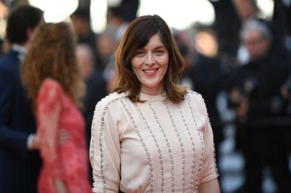L'actrice, scénariste et réalisatrice Valérie Donzelli à Cannes, pendant le Festival, le 25 mai 2019.