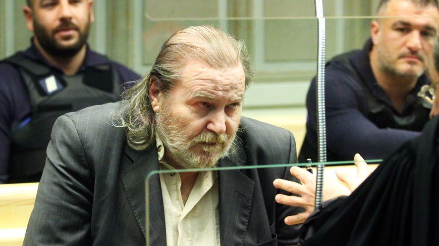 """Jacques Rançon dit """"le tueur de la gare de Perpignan"""" est mis en examen pour assassinat et viol dans l'enquête sur la mort d'Isabelle Mesnage dans la Somme en 1986."""