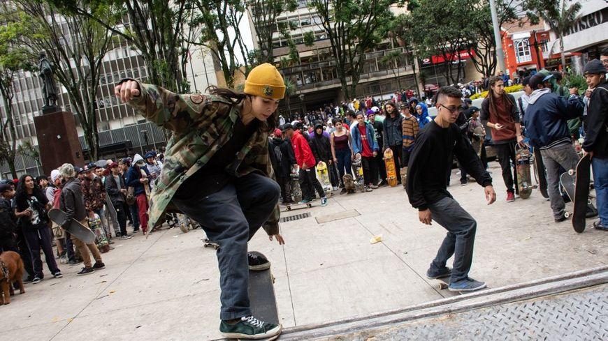 Le skateboard va faire son apparition en tant que sport olympique en 2024.