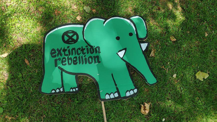 Les éléphants sont la mascotte de XR Le Mans