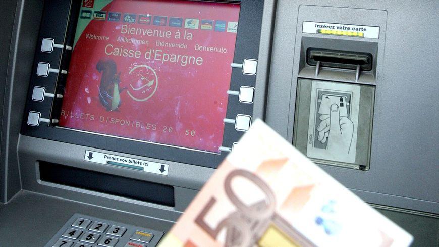 Les braqueurs sont repartis avec de l'argent liquide du distributeur de billets d'Ygos-Saint-Saturnin.