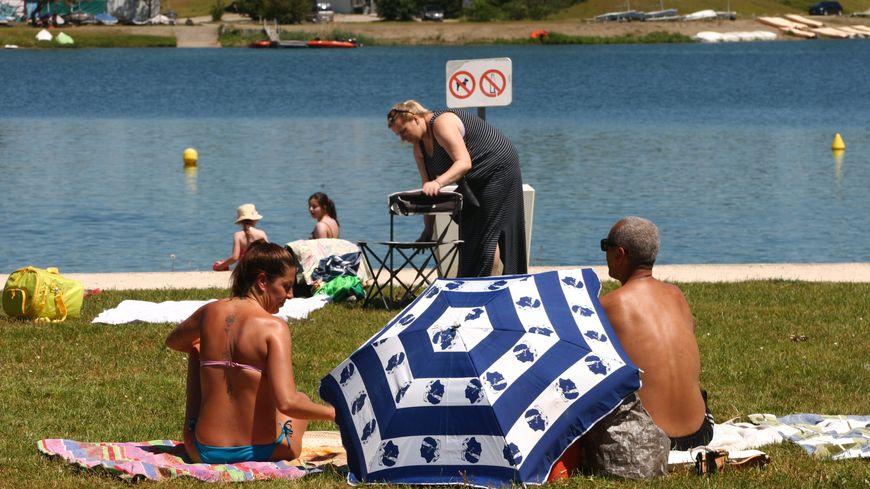Carte Lacs Alsace.Carte Gravieres Piscines Lacs Plans D Eau Ou Se