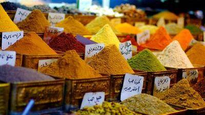 Les épices c'est sacré en Tunisie!