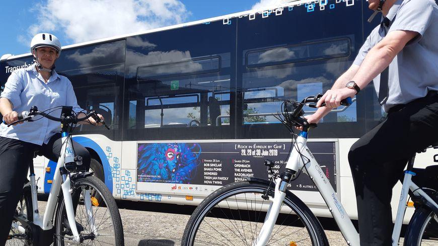 30 vélos à assistance électrique sont proposés à la location par Transurbain, chargé de la commercialisation de Veloo
