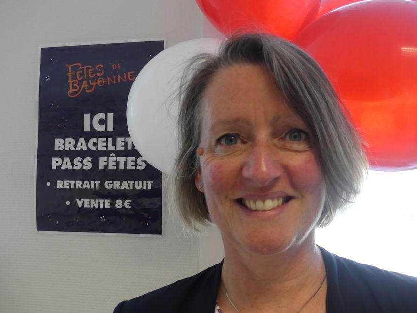 Cathy Gosselin directrice des partenariat à la Poste