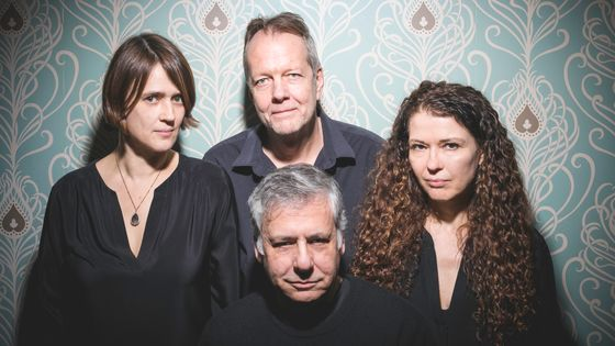 Ingrid Laubrock, Sylvie Courvoisier, Mark Feldman, Tom Rainey