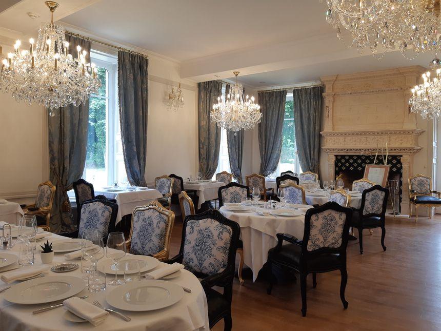 Le restaurant de l'Alexandra Palace espère obtenir une 1ère étoile au guide Michelin