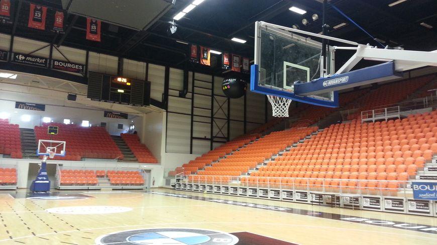 Le prado de Bourges peut accueillir 5027 spectateurs pour les matchs des Tango.