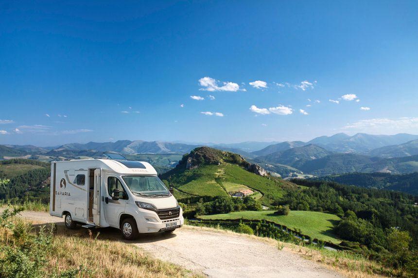 Le camping car est le symbole incarné de la liberté.