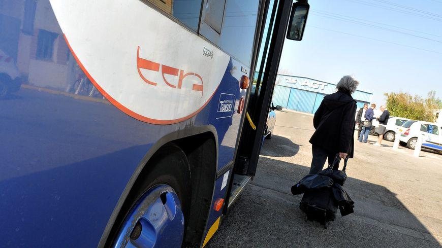 Bus des TCRA (illustration)