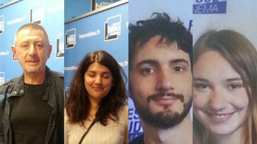 Pascal Billon, Cynthia Geisseler, Romain Cogitore, Déborah François