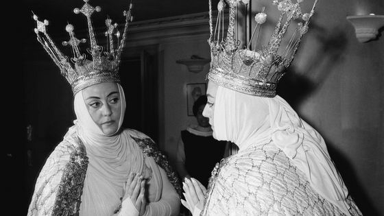 Régine Crespin dans Tannhauser, Paris (1963)