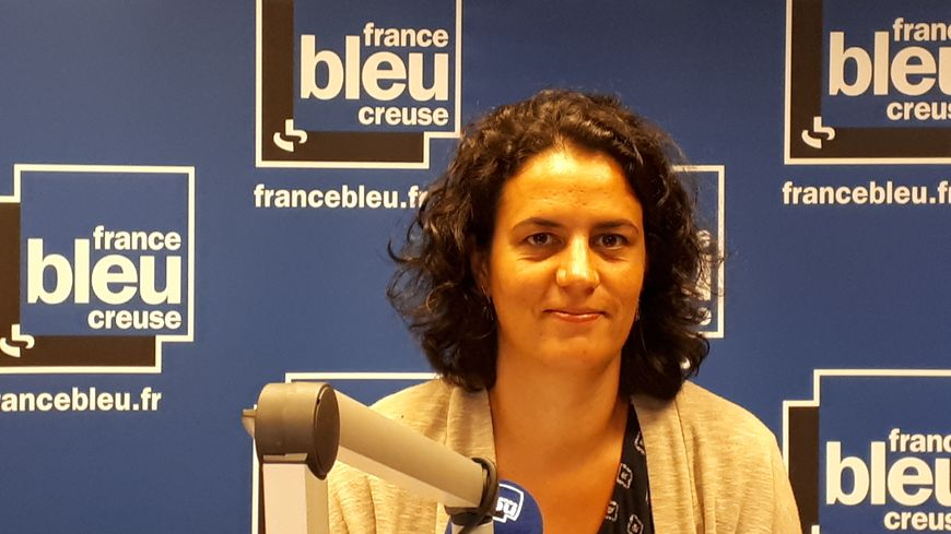 Valérie Viot, coordinatrice du réseau mobilité en Creuse