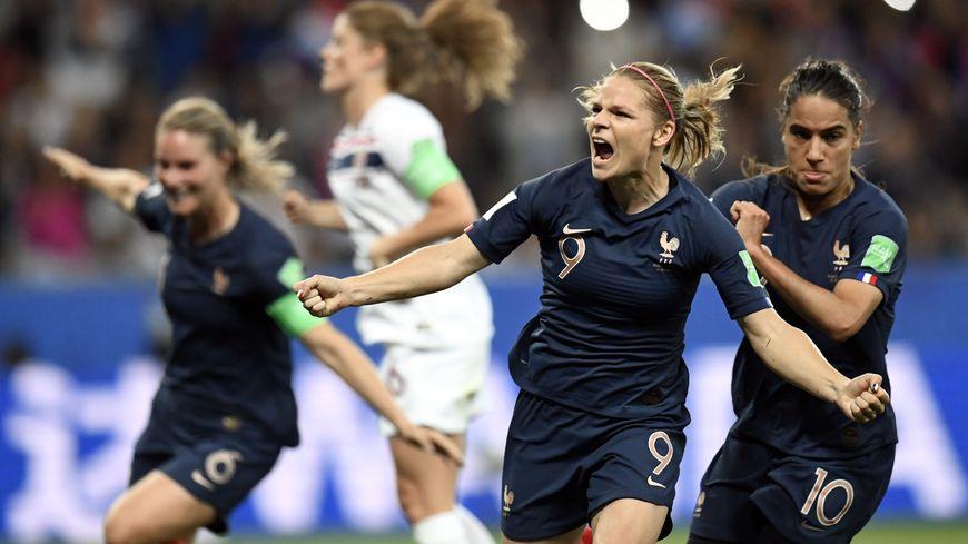 Les Bleues ont remporté leur second match de cette Coupe du monde contre la Norvège.