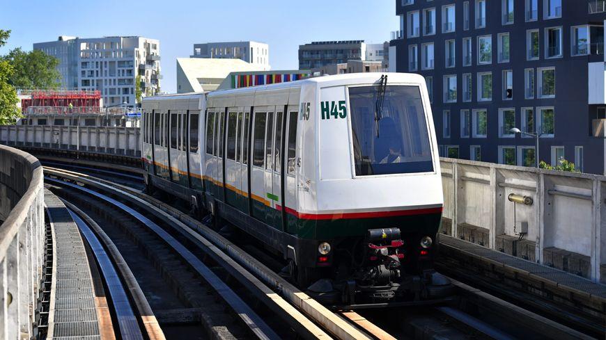 Le métro lillois