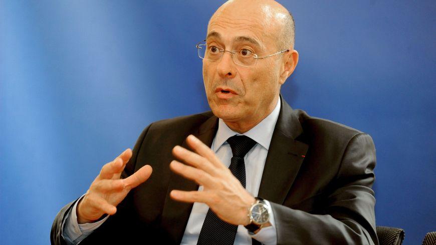 Jean-Marc Falcone, préfet du Loiret et de la région Centre Val-de-Loire
