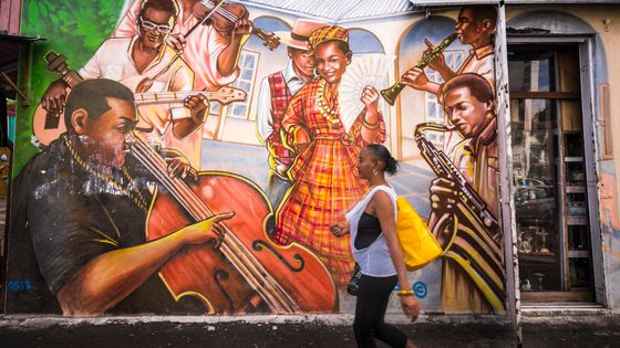 La Guadeloupe fait partie des régions dépourvues de conservatoire de musique. Ce qui réduit considérablement l'offre de concerts et la formation musicale sur l'île.