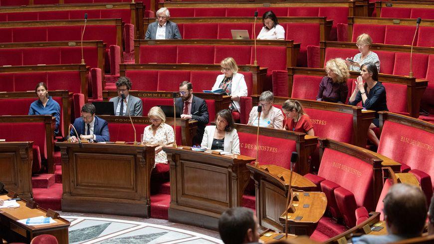 Adoption du projet de loi de sante à l'Assemblée nationale le 10 juillet 2019.