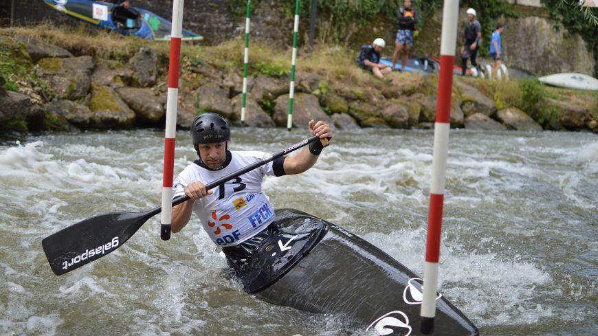 Les championnats de France de canoë-kayak s'installent à Metz pour une semaine.