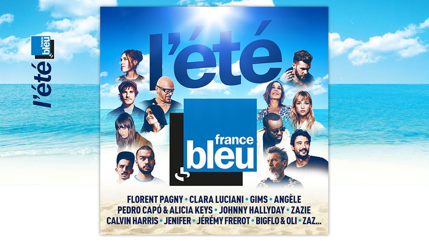 La compilation L'été France Bleu